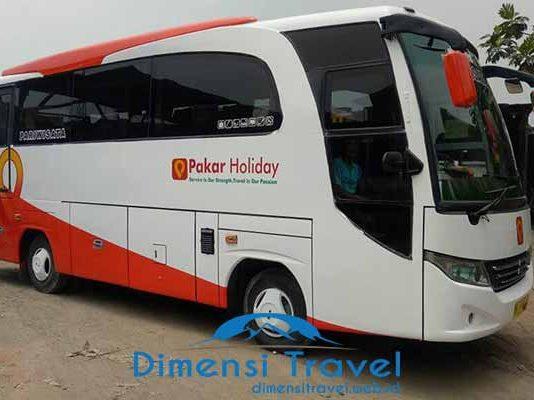 Daftar Harga sewa bus pariwisata di Bandung terbaru