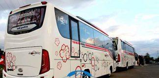 Daftar Harga Sewa Bus Pariwisata di Nganjuk Murah Terbaru