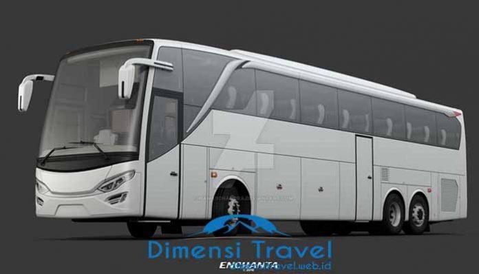 Daftar Harga Sewa Bus Pariwisata di Bogor Terbaru Murah Interior