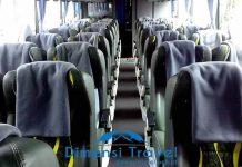 Daftar Harga Sewa Bus Pariwisata di Tangerang Terbaru Murah Interior