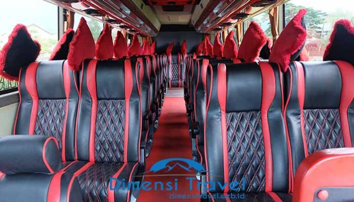 Daftar Harga Sewa Bus Pariwisata di Banyumas Terbaru