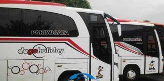 Daftar Harga Sewa Bus Pariwisata di Ciamis Terbaru