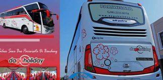 Daftar Harga Sewa Bus Pariwisata di Cilacap Terbaru
