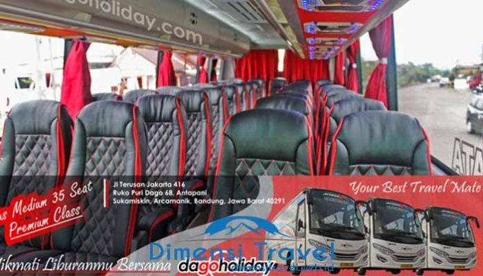 Daftar Harga Sewa Bus Pariwisata di Demak Terbaru