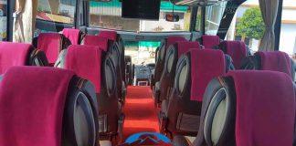 Daftar Harga Sewa Bus Pariwisata di Grobogan Terbaru