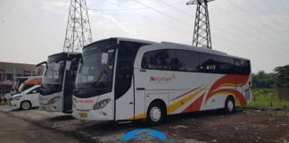 Daftar Harga Sewa Bus Pariwisata di Karanganyar Terbaru