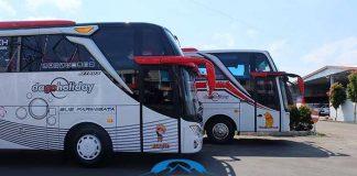Daftar Harga Sewa Bus Pariwisata di Karawang Terbaru