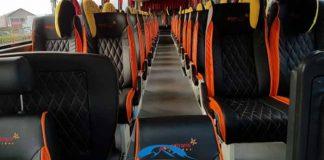 Daftar Harga Sewa Bus Pariwisata di Kebumen Terbaru