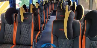 Daftar Harga Sewa Bus Pariwisata di Kendal Terbaru