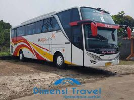 Daftar Harga Sewa Bus Pariwisata di Klaten Terbaru