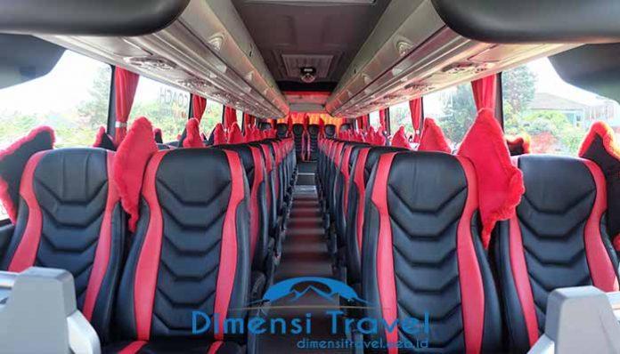 Daftar Harga Sewa Bus Pariwisata di Kuningan Terbaru