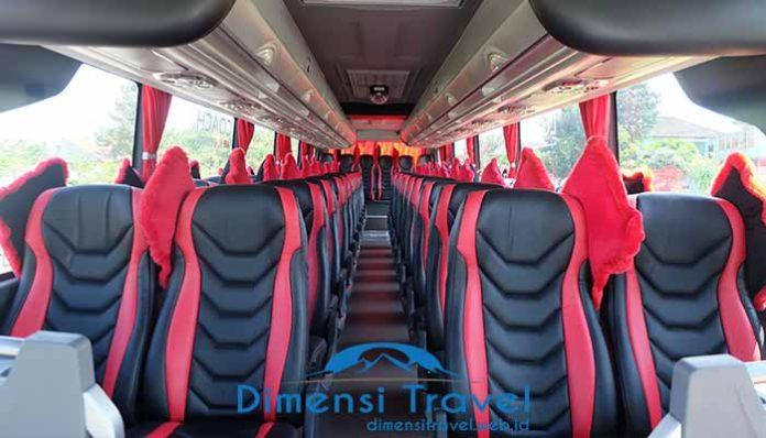 Daftar Harga Sewa Bus Pariwisata di Lumajang Terbaru