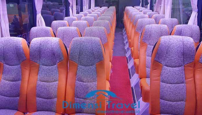 Daftar Harga Sewa Bus Pariwisata di Mojokerto Terbaru