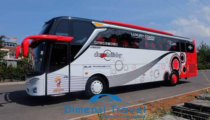 Daftar Harga Sewa Bus Pariwisata di Purwakarta Terbaru