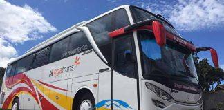 Daftar Harga Sewa Bus Pariwisata di Rembang Terbaru