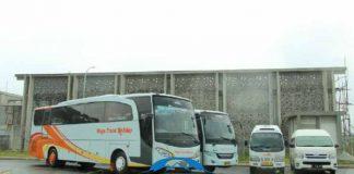 Daftar Harga Sewa Bus Pariwisata di Semarang Terbaru