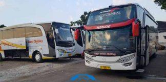 Daftar Harga Sewa Bus Pariwisata di Sragen Terbaru
