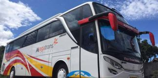 Daftar Harga Sewa Bus Pariwisata di Surakarta Terbaru
