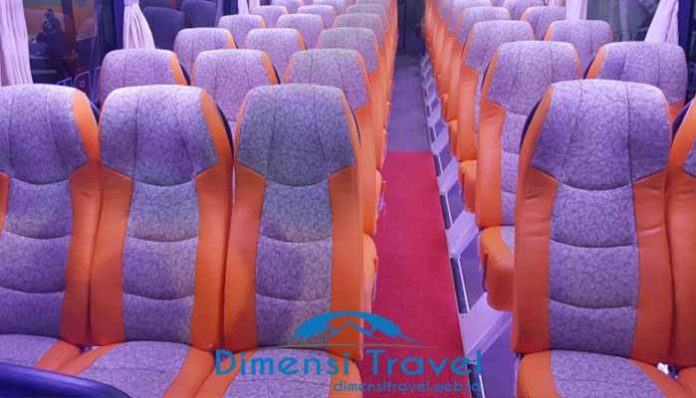 Daftar Harga Sewa Bus Pariwisata di Tegal Terbaru