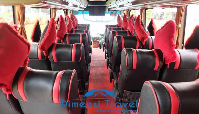 Daftar Harga Sewa Bus Pariwisata di Tulungagung Terbaru